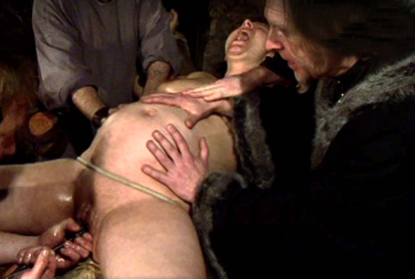 Interrogation of pregnant girl - BDSM Inquisition and ...