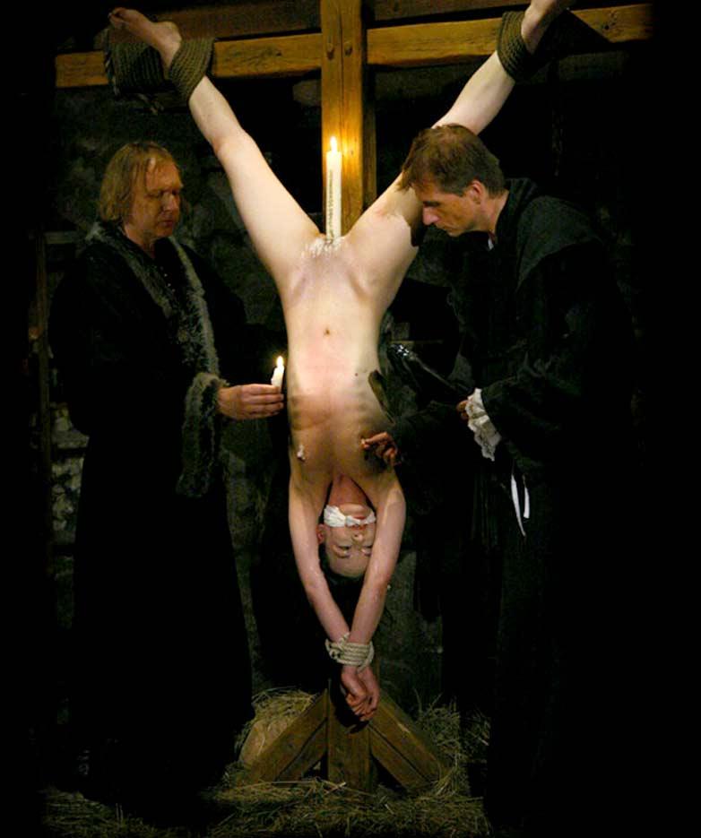 inquisition bdsm - XXGASM