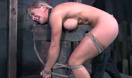 Predicament bound girl