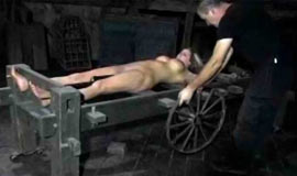 Iniquitous restraints machine