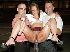 Sharing of pain slut