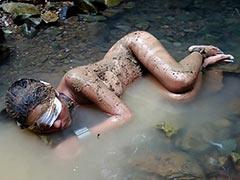 Abandoned slave
