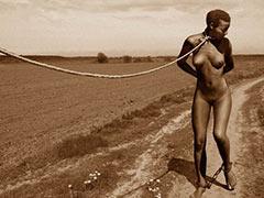 Slavery on plantation