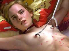 Emma Watson in bondage