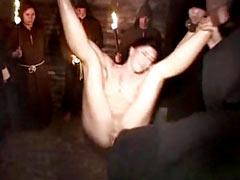 Demonic sex cult