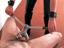 Sadistic castration