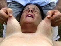 Pulling of nipples