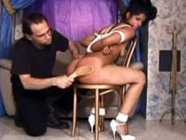 Training someone's skin Maid