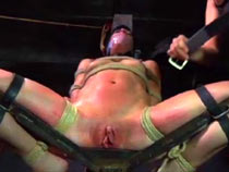 Extreme breath play session