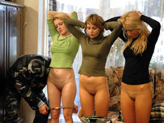 Russian prostitutes arrested