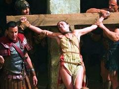 Crucifixion in Rome