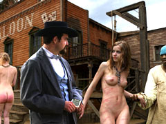 Slave girls in the Wild West