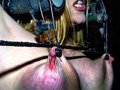 Destroyed nipples