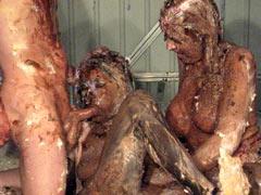 Dirty sex orgy fetish
