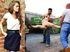 Cruel female revenge