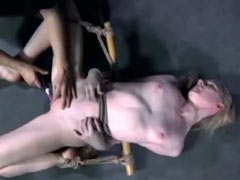 Flexible Renee gets practiced