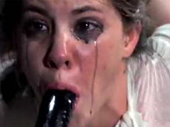 Submissive unladylike Devi tortured