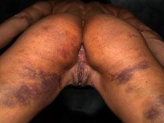 Hard BDSM session
