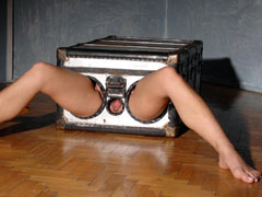 Slave valise