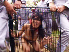 Captured slave