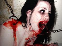 Hardest torture of slave