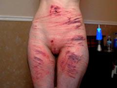 Crazy punishment
