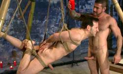 Japanese BDSM gay style