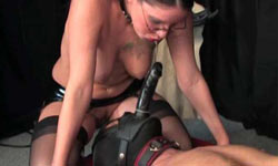 Delighted Mistress