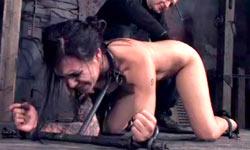 Infernal restraints torture