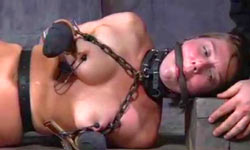 Subgirl need torture treatment