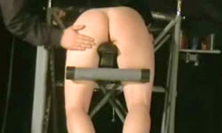Oriental spanking
