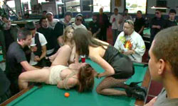 Disgrace in Billiard Hall