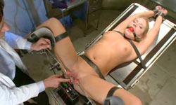 Medical bondage treatment