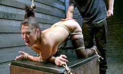BDSM massage