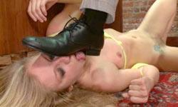 Chastity Lynn tortured