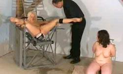 Bizarre torture