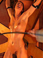 Punishment on the Wheel Torture