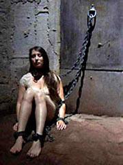 Subgirl dungeon torture
