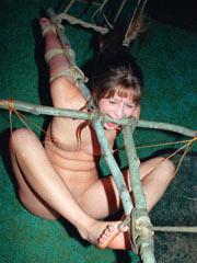 Suffering slave