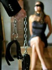 Gorgeous slave