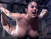 Dominatrix torture submissive Moxxie