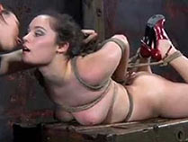 Charlotte Vale tied and tortured