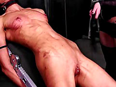 Girl tortured hard