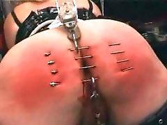Tits bums handjob