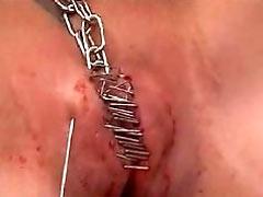 Sharp metal for tender flesh