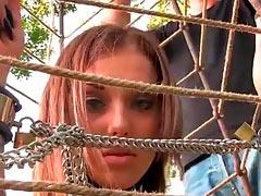 Teen girl sold into slavery