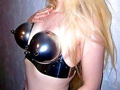 Chastity bra