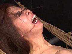Blubbered slave in hysterics