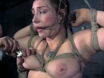 Disobedient slave girl