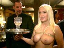 Dinner BDSM party